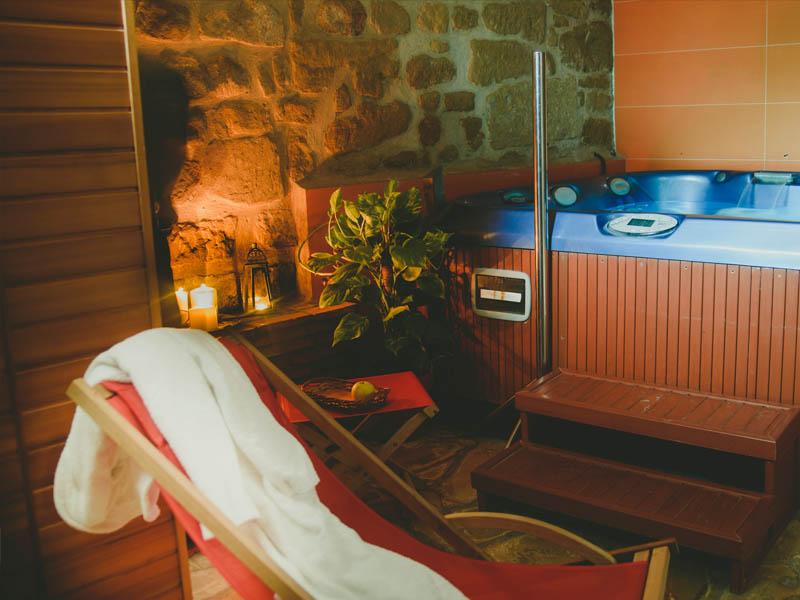 hotel con spa privado en la rioja y encanto