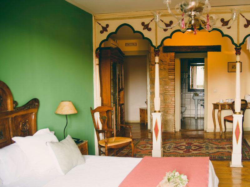 mini suite clasica hotel en brinas 2